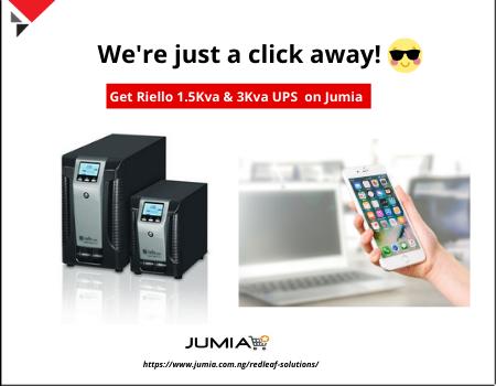 Redleaf on Jumia